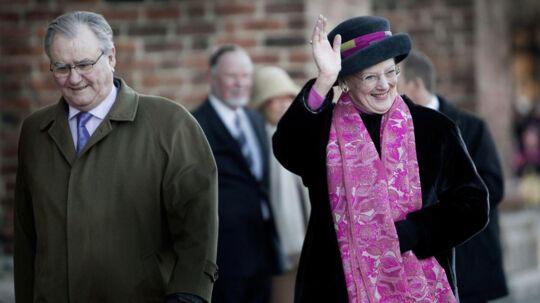 Prins Henrik ønsker ikke at blive begravet ved siden af dronning Margrethe, som det ellers var planlagt.