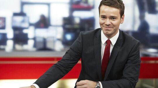TV 2-værten Christian Bækgaard skal være med i 'Vild med dans' sæson 14.