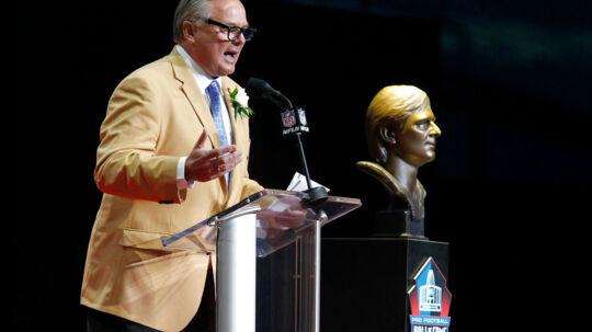 Morten Andersen blev natten til i går optaget i Pro Football Hall of Fame i Canton, Ohiho. Foto: USA Today Sports