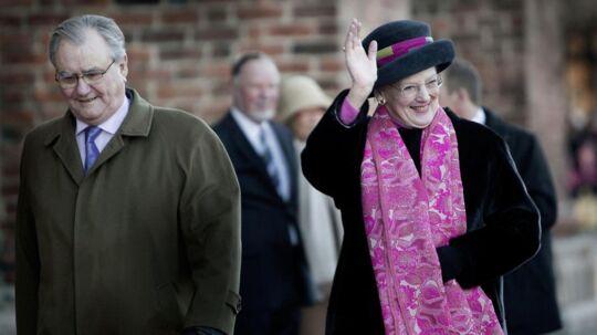 Kongehuset er i dets værste krise, siden Dronning Margrethe blev regent, lyder det fra kongehusekspert. Billedet her er fra 2012.