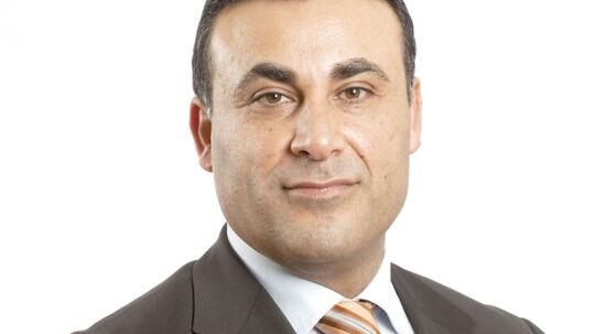Naser Khader Bylinefoto: Naser Khader.