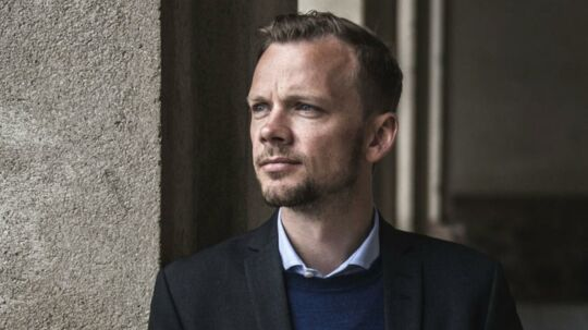 Peter Hummelgaard (S), EU-ordfører.