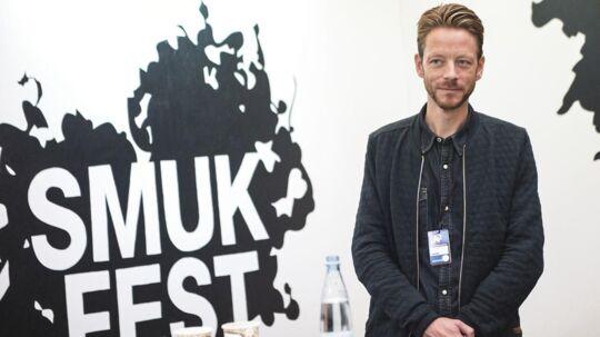 Claus Visby er afgående formand for Smukfest.