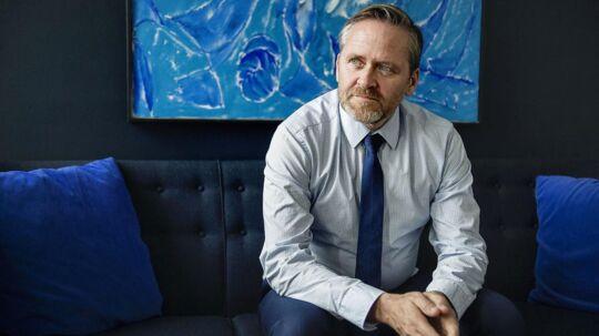 Anders Samuelsen, udenrigsminister (LA).