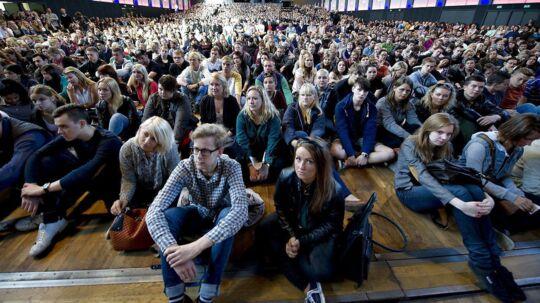 Arkivfoto. Der er rift om de studerende fra Danmarks ingeniør- og IT-uddannelser, og gratis undervisning er et af de seneste skridt mod at lokke talenter til virksomhederne.