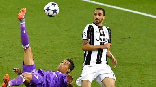 Leonardo Bonucci tabte årets Champions Legaue-finale til Real Madrid, men næste år håber han at vinde den med AC Milan.