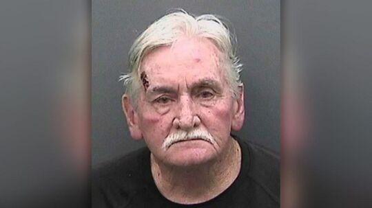 Harold Allen blev arresteret i Florida for at have forvoldt sin kones død.