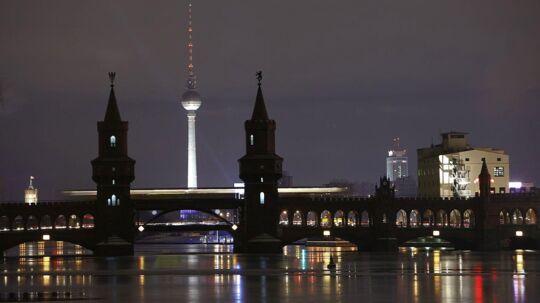 En dansk kvinde er onsdag omkommet i Berlin. Arkivfoto.