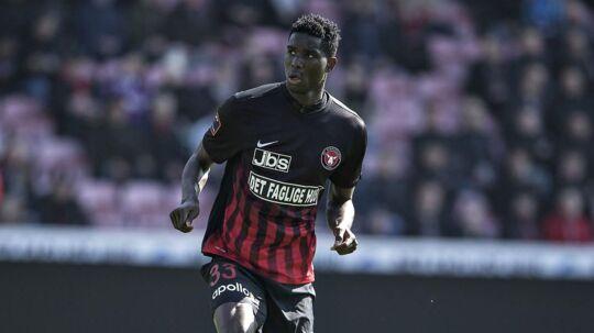 Paul Onuachu er ikke blandt de tilgængelige spillere i aftenens Europa League-kvalifikationskamp