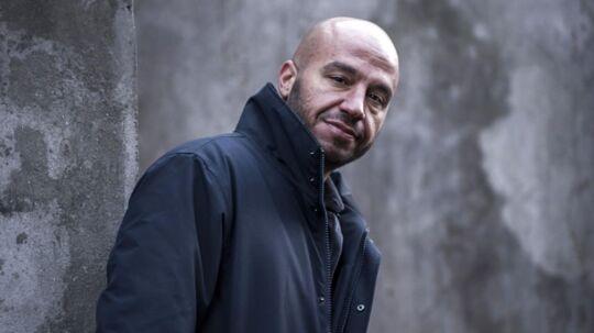 Dar Salim, dansk skuespiller som blandt andet har medvirket i Borgen og Game of Thrones.