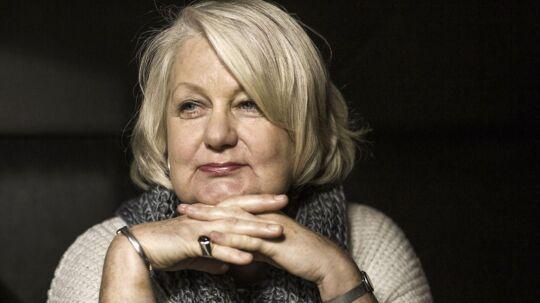 Anne Mette Beckmann. Arkivfoto