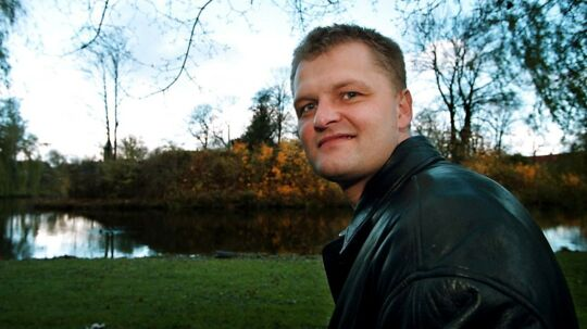Lars Munch Johansen er direktør i shobr.dk. Han har en lang række direktør-titler på cv'et. Han var blandt andet administrerende direktør i IT Factory, inden Stein Bagger senere gjorde virksomheden landskendt for omfattende ulovligheder. Billedet her er fra 1998.