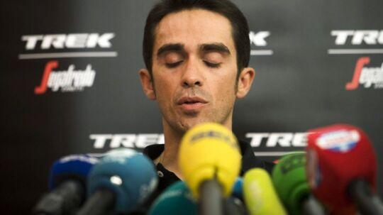 Alberto Contador fortæller kort før starten på Vuelta a España, hvorfor han stopper sin karriere.