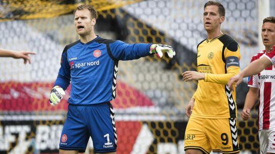 Der blev ikke spillet meget god fodbold i Horsens fredag aften.