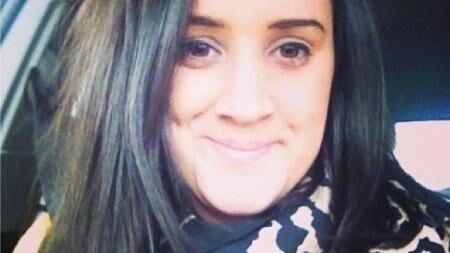 Turist fra Australien, Julia Monaco, har været på det forkerte sted på det forkerte tidspunkt hele tre gange i de seneste tre måneder. Foto: Privatfoto.