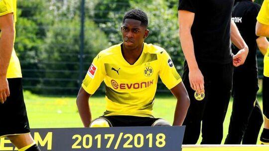 Ousmane Dembele kan have spillet sin sidste kamp i Dortmund-trøjen. Franskmanden drømmer om et skifte til Barcelona og nægter at træne, før han for lov at forlade Tyskland.