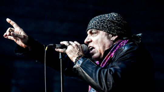 'Little Steven and the Disciples of Soul'. EPA/FILIP SINGER