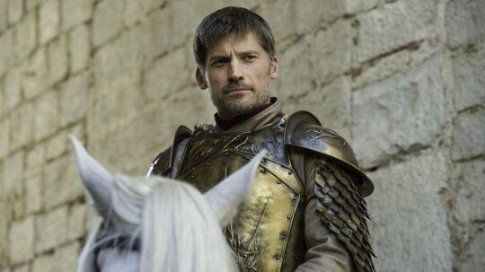 Nikolaj Coster-Waldau i 'Game of Thrones', Capital Pictures