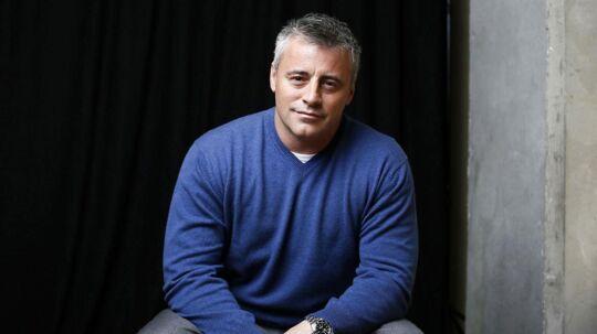 Vi kender ham som Joey - men vi kunne have set ham i en helt anden rolle også.
