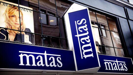 Arkivfoto. Matas' administrerende direktør, Terje List, har solgt aktier i materialistkæden for 3,36 mio. kr. i løbet af mandagens handel.