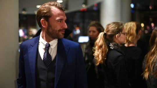 Grevinde Alexandras eksmand Martin Jørgensen skal være med i den kommende sæson af tv-serien 'Klovn'.