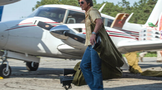 Tom Cruise spiller piloten Barry Seal i instruktør Doug Limans 'American Made'. Foto: UIP