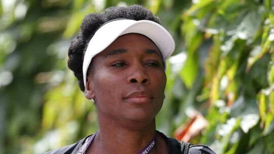 Venus Williams kæmper stadig for at bevise sin uskyld.