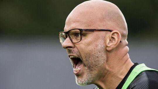 Olafur Kristjansson, cheftræner i Randers FC.