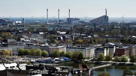 Københavns Kommune er begyndt undersøge, hvor overskudjorden i fremtiden kan bringes hen for at skabe større areal og mere kystsikring i hovedstaden.