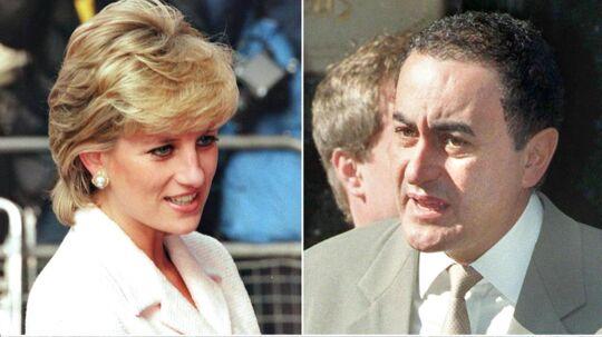 Diana og Dodi mistede begge livet efter den fatale ulykke for 20 år siden.