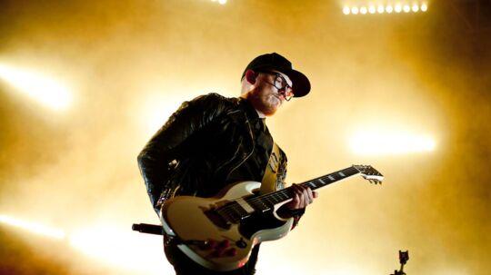 Carpark North's guitarist erblandt gæsterne på Copenhagen Guitar Show, der finder sted i weekenden 30. september og 1. oktober.