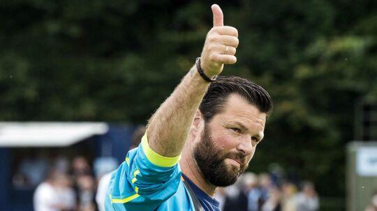 Christian Lønstrup får brasiliansk forstærkning til sin trup.