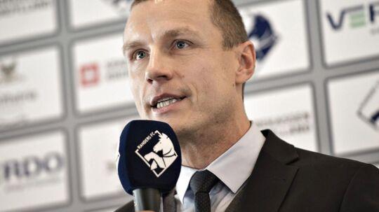 Randers FCs direktør, Michael Gravgaard.