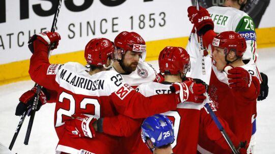 VM i ishockey skal næste år afholdes i Danmark, og allerede nu er det en succes.