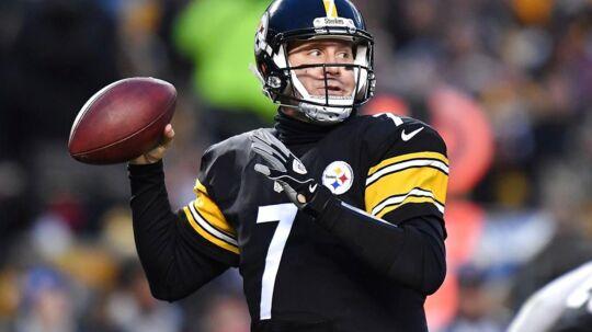 Ben Roethlisberger tager hul på det, der sagtens kunne ende med at være hans sidste sæson i NFL.