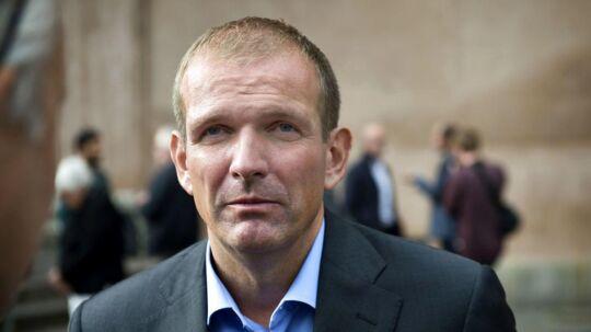 Forsvarsadvokat Michael Juul Eriksen er aktuel med bogen 'Forsvar - alle har ret til god advokat'.