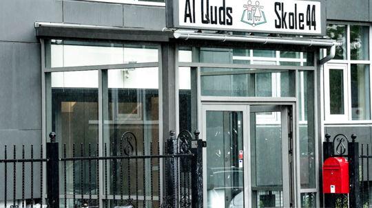 Al Quds Skole i København NV.