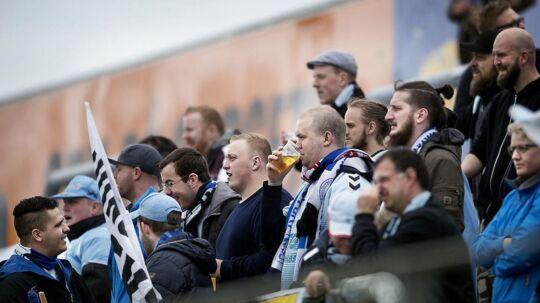 SønderjyskE fans, arkivfoto.