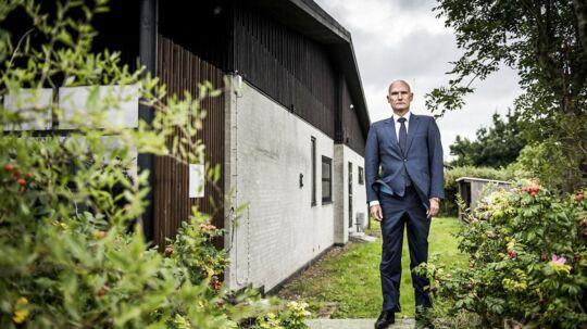 Jan Leth Christensen er i øjeblikket midt i en omfattende nabostrid på Sigridsvej i Hellerup. Striden tager afsæt i det huset Villa Leth, som Jan Leth Christensen har fået BIG (Bjarke Ingels Group) til at tegne.