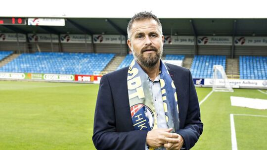 Jens Hammer Sørensen stopper i Hobro IK.