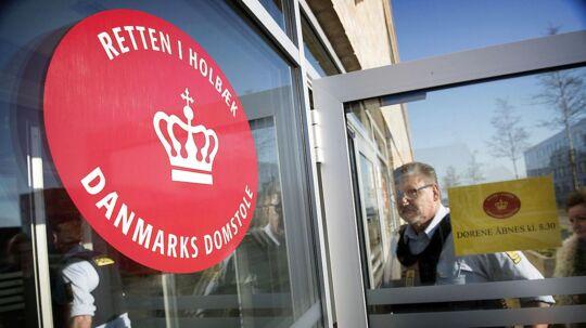 Arkivfoto: 2017 af Retten i Holbæk