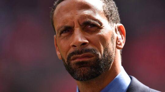 Rio Ferdinand vil være bokser.
