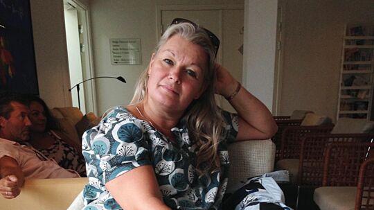 Lise-Lotte lider af paranoia skizofreni.