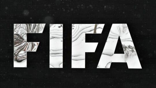 FIFA har offenliggjort de 55 navne