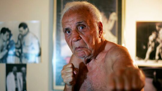 Jake Lamotta i 2009. REUTERS/Teddy Blackburn/File Photo