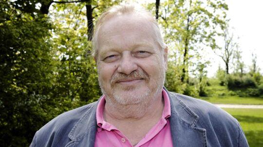 """Flemming """" Bamse"""" Jørgensen, All Stars."""