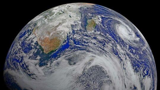Jorden. Arkivfoto.