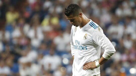 Real Madrid har i Ronaldos fravær langt fra lignet det hold, der sidste år leverede pragtpræstationer sæsonen igennem.