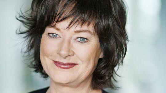 Gitte Madsen har tidligere fungeret som underholdningschef på TV2, mens hun i dag er seniortekstforfatter og konceptudvikler på reklamebureauet Marketsquare. Foto: Miklos Szablo