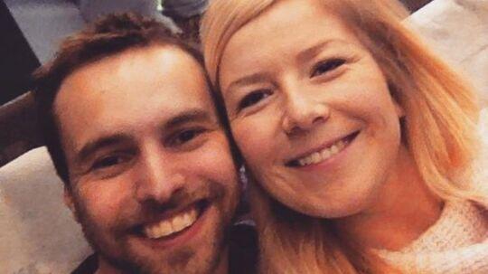 Vebjørn Tveiterås og Annabelle Bauer blev gift ved første blik. Nu venter de barn sammen.